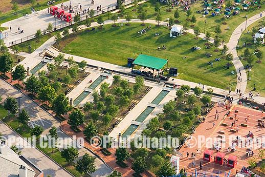 Helicopter Aerial Landscape Park Design Photography Dallas Garden Landscape  Architecture Digital Photographers Dallas, TX Texas