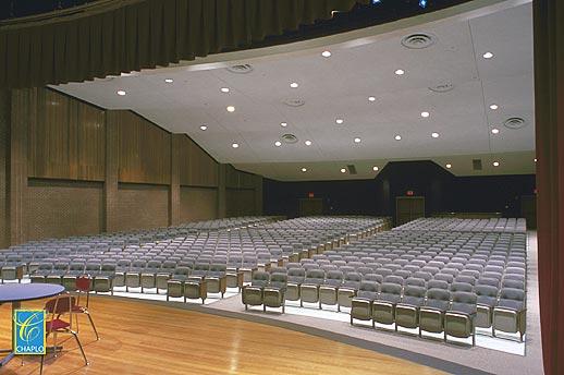 Auditorium, Performing Arts Center Concert Hall Seating