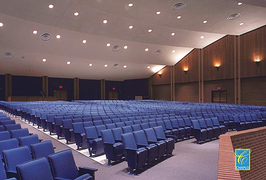 Auditorium Performing Arts Center Concert Hall Seating
